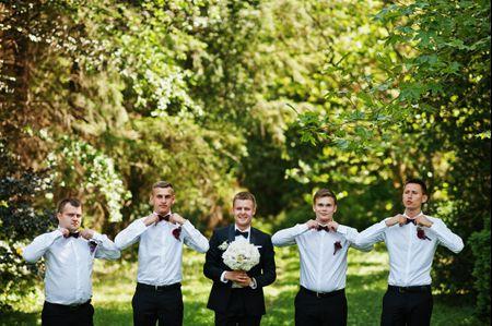 Best Men: esos amigos tan especiales del novio