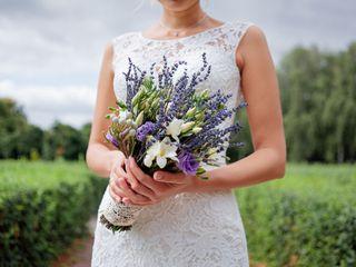 8 ideas preciosas para utilizar lavanda en tu boda