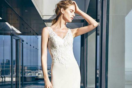 Vestidos de novia 2018 Metropolitan by Eleni Elias: para las reinas de la ciudad
