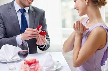 6 curiosidades sobre tu anillo de pedida