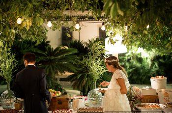 7 ideas para triunfar con vuestro bufet de boda