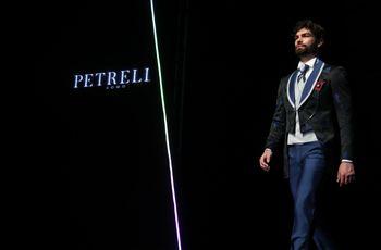 Vestidos de novio Petrelli Uomo 2019: estilo neomoderno
