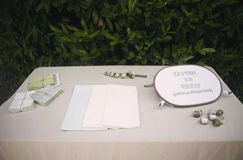 Mesas de firmas temáticas