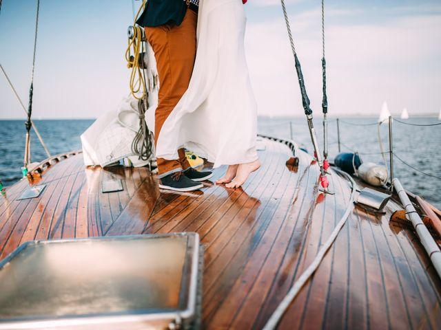 ¿Te gustaría casarte en un barco?