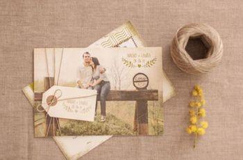 5 ideas para sacarle partido a un sello y personalizar tu boda