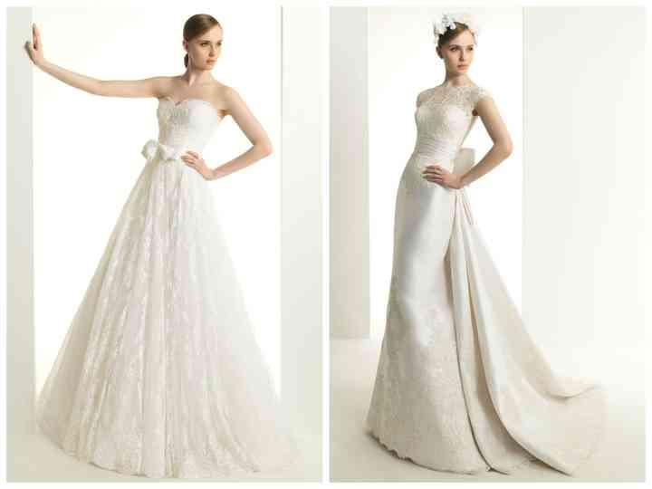 mayor selección de 2019 muy genial mejor precio para Vestidos de novia de Zuhair Murad para Rosa Clará 2014