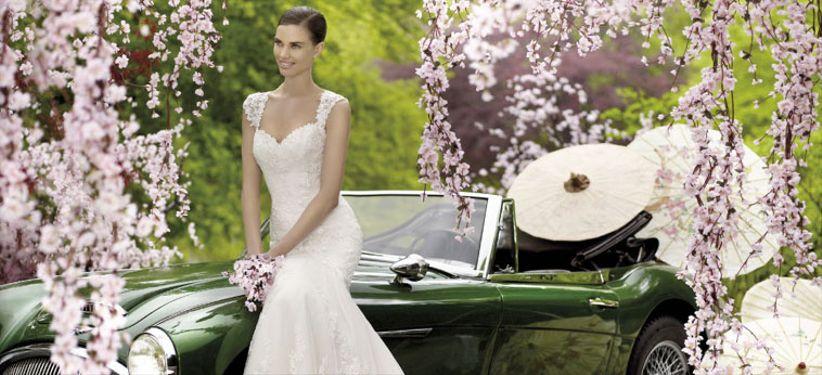vestidos de novia san patrick 2014