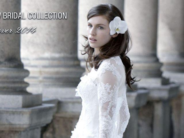 Vestidos de novia Alberta Ferretti 2014