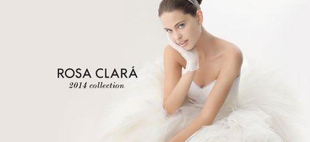 Zapatos de novia Rosa Clar� 2014