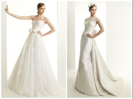 Vestidos de novia de Zuhair Murad para Rosa Clar� 2014
