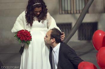 La boda de Alba y Sergi en Barcelona