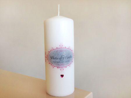 Tunea tus velas para la boda