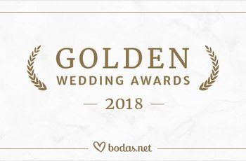 Entrega de la 4ª edición de los Premios Golden Wedding Awards