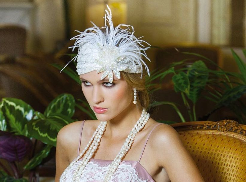 Vestidos de fiesta sonia pe a 2014 - Turbantes para bodas ...