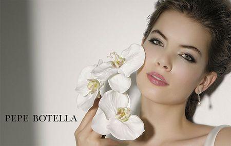 Colecci�n vestidos de novia Pepe Botella 2014