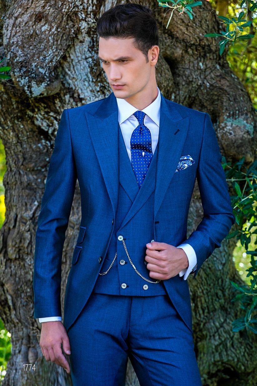 trajes de novio italianos 2017