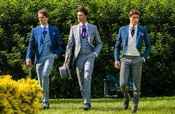 Trajes de novio Ottavio Nuccio 2017: lujo y glamour para todos los estilos