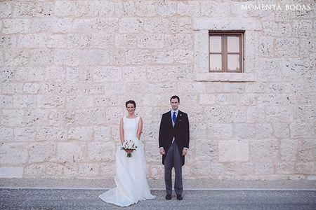 La boda de Inés e Iñaki en Abadía Retuerta LeDomaine