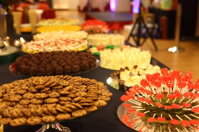 10 ideas originales para la recena de la boda for Comida rapida para invitados