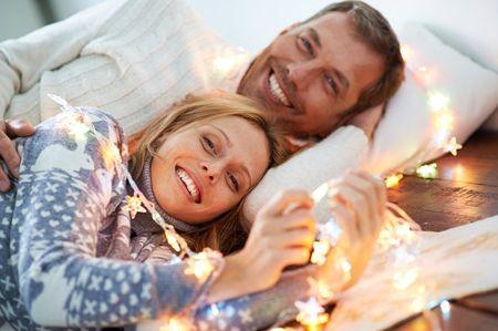 La primera Navidad como marido y mujer