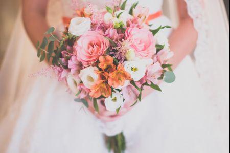 Las ocho flores más conocidas para una boda de ensueño