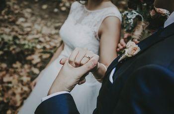55 textos para grabar en vuestras alianzas de boda