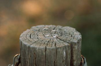 Las alianzas de boda: conoced todas sus posibilidades
