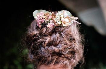 6 consejos para elegir tu peinado de novia perfecto