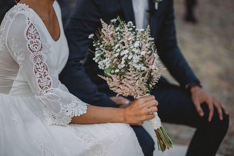 ramos de novia: ¡descubre las tendencias para 2018!