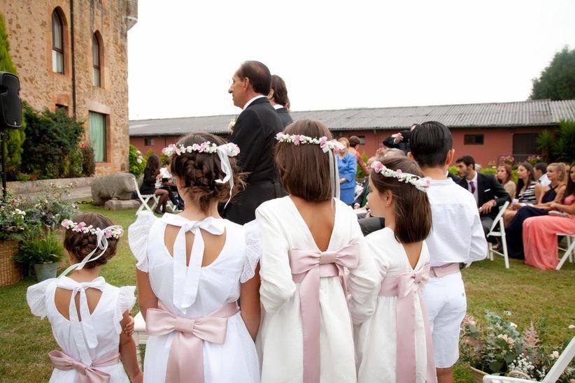 097d0bf6dd 4 consejos para elegir a vuestros pajes de boda