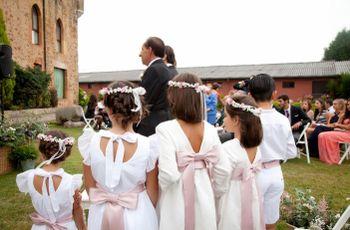4 consejos para elegir a vuestros pajes de boda