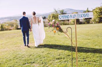 7 cosas que debéis saber si vais a celebrar vuestro enlace al aire libre