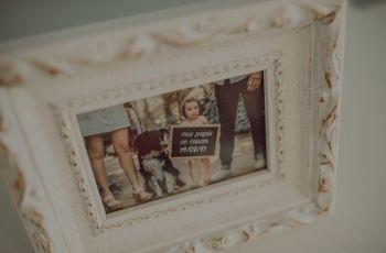 """5 formas de incluir fotografías en vuestra boda. """"¡Sí, quiero!"""" a un enlace lleno de personalidad"""