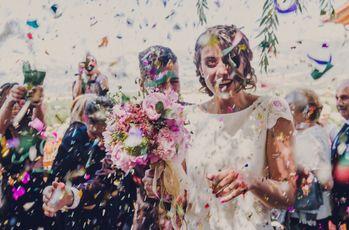 5 tips para escoger el color de vuestra boda. ¡Acertad de lleno en su elección!