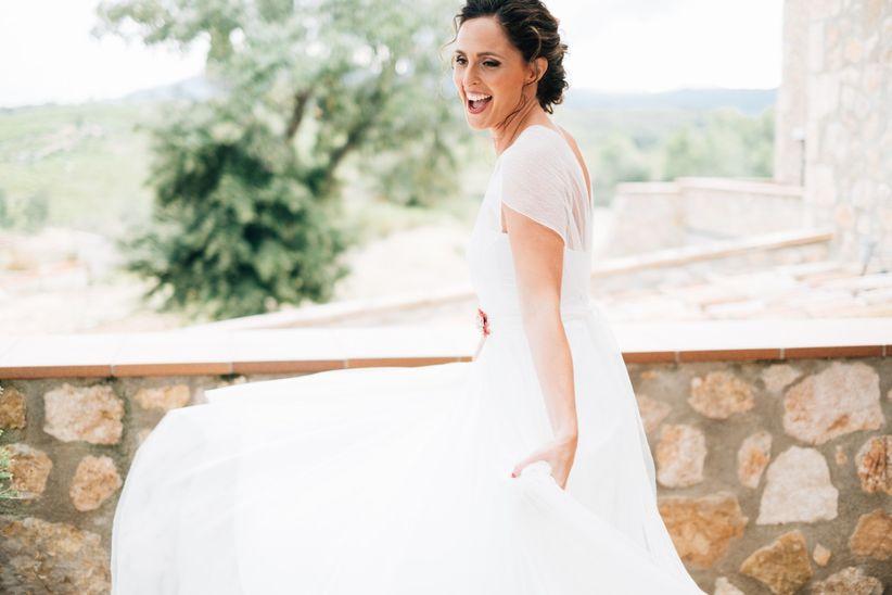 d899a0850 5 señales que te indican que ese es tu vestido de novia