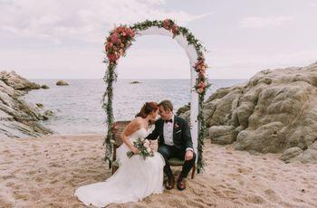 6 claves para que vuestra boda al aire libre sea todo un éxito