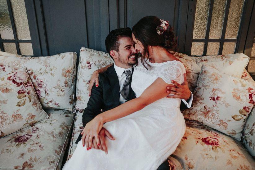 a debate: dormir juntos la noche antes de la boda, ¿sí o no?