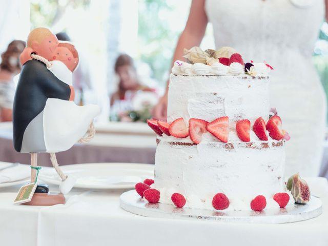 Tarta de boda con frutas: ¡descubrid todo sobre este saludable postre nupcial!