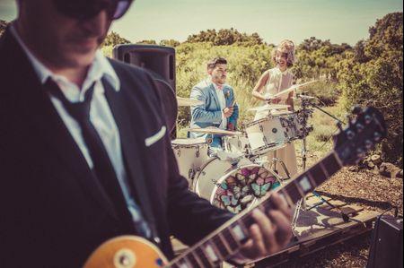 Contratar música en directo en tu boda