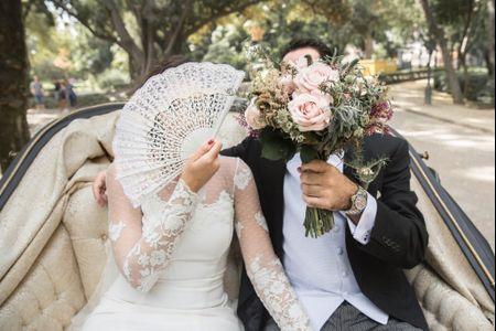 Manual para novios tímidos: 5 'tips' para sobrevivir al protagonismo de la boda