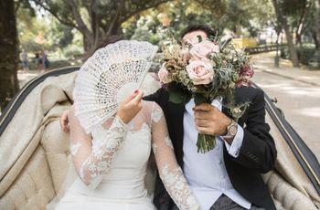 Manual para novios tímidos: 5 tips para sobrevivir al protagonismo de la boda