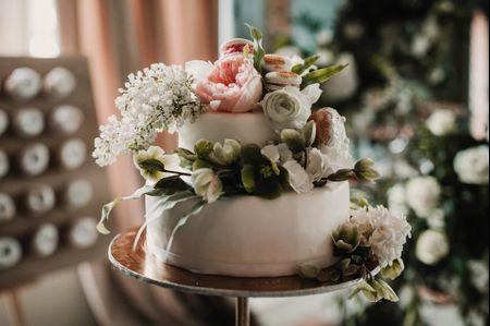 5 tradiciones sobre el pastel de boda
