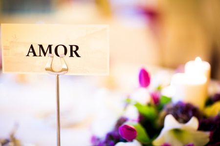 Ideas originales para nombrar las mesas del banquete