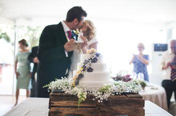 7 tradiciones sobre el pastel de la boda