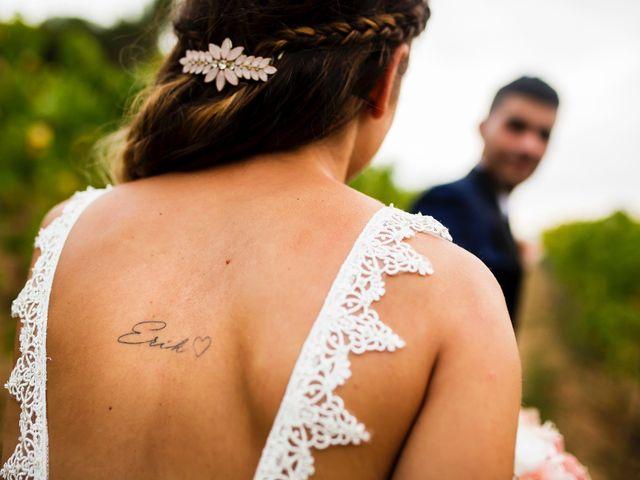 Los tatuajes de la novia
