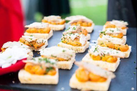 Aperitivos mini: 20 opciones exquisitas para el banquete