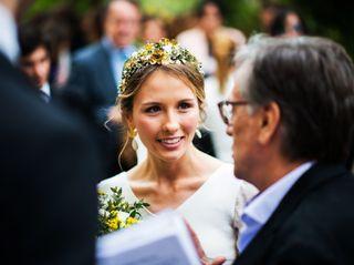 """5 trucos infalibles para brillar el día de tu boda. ¡Di """"sí"""" al efecto glitter!"""