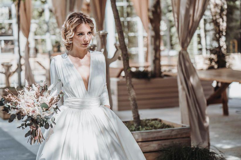 abc de los vestidos de novia, de la a a la e