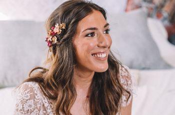 ¿Cortarse el pelo antes de la boda o dejarlo crecer?