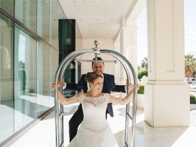 8 ventajas de casarse en un hotel urbano